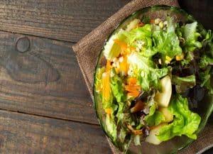 Salata dieta keto
