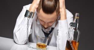 Alcool dependent
